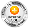 Secure Connection by Comodo Positive SSL